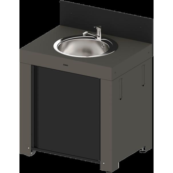 cuisine d 39 ext rieur module evier. Black Bedroom Furniture Sets. Home Design Ideas