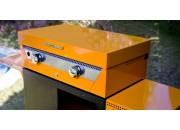 Plancha Simogas Rainbow Orange