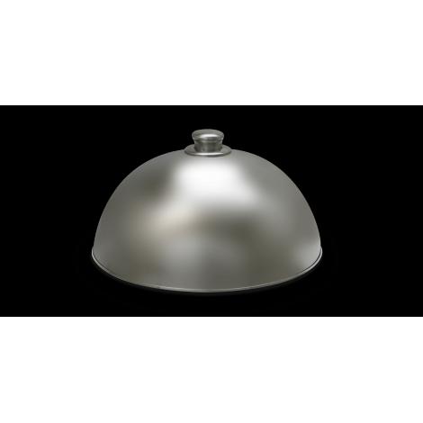 Cloche inox 26 cm