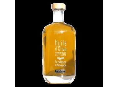 Huile d'olive Vierge Extra Pur millésime du Péloponnèse