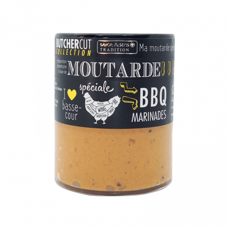 Moutarde spéciale volailles